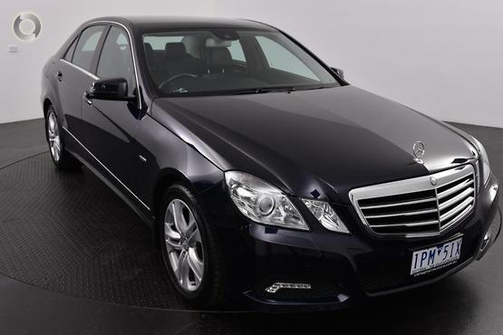 2010 Mercedes-Benz E 250 CDI BLUEEFFICIENCY AVANTGARDE