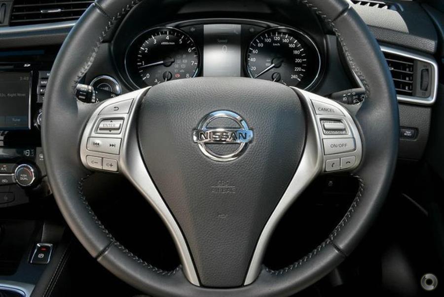 2017 Nissan QASHQAI Ti