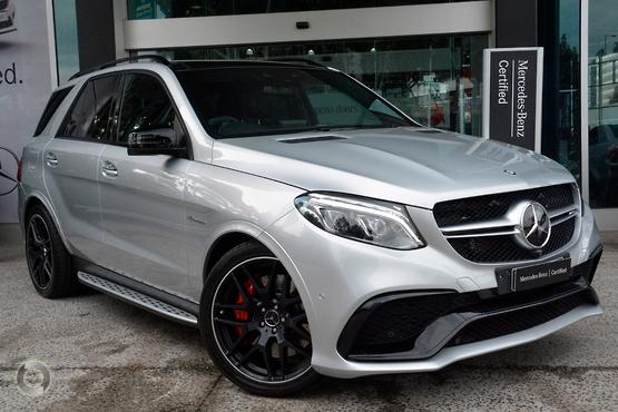 2016 Mercedes-Benz <br>GLE-CLASS