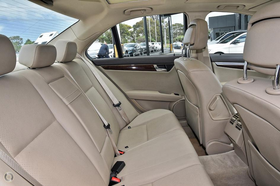 2009 Mercedes-Benz C 200 KOMPRESSOR ELEGANCE Sedan