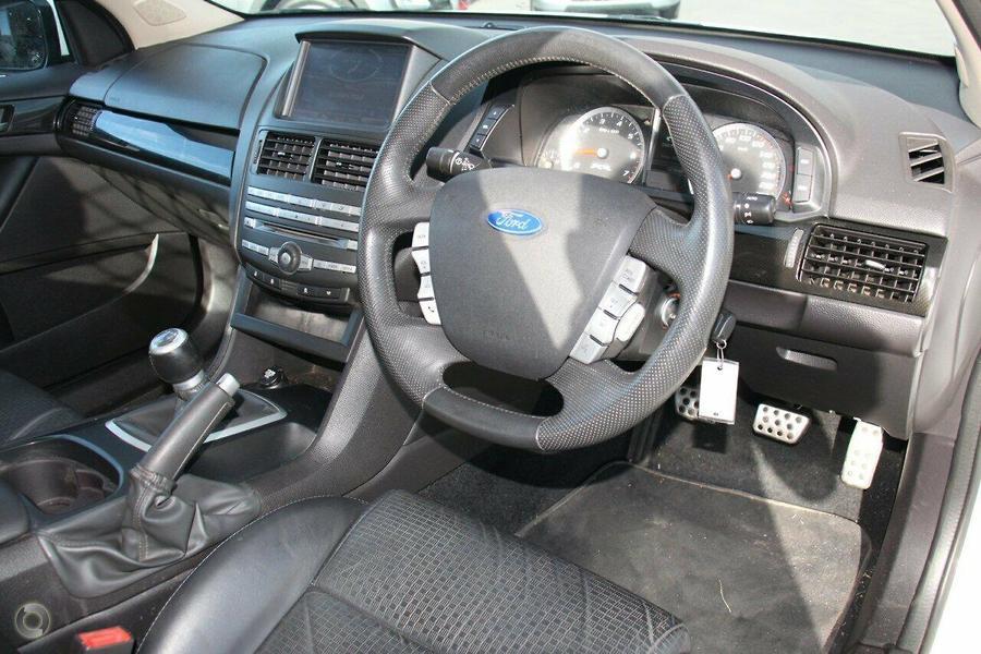 2014 Ford Falcon Ute XR6 Turbo FG MkII - Wakeling Automotive