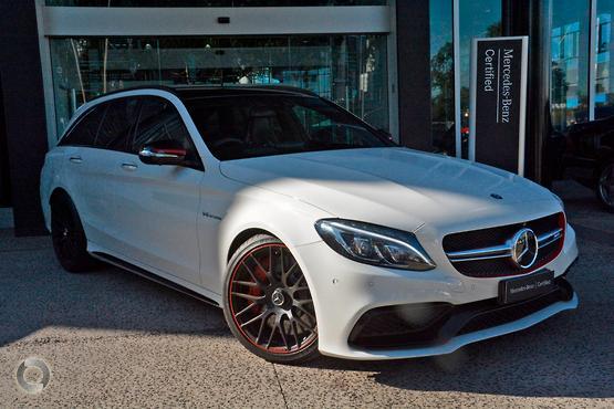 2015 Mercedes-Benz <br>C 63