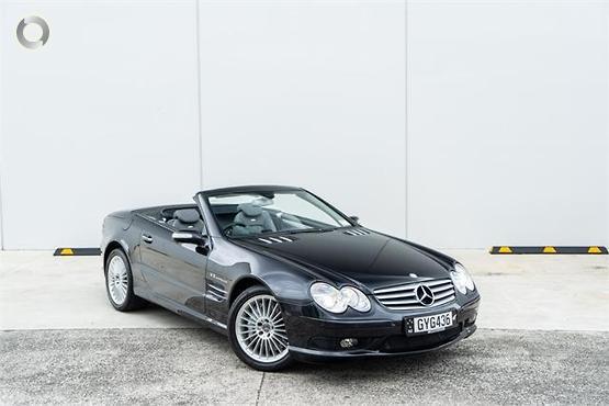 2005 Mercedes-Benz SL 55