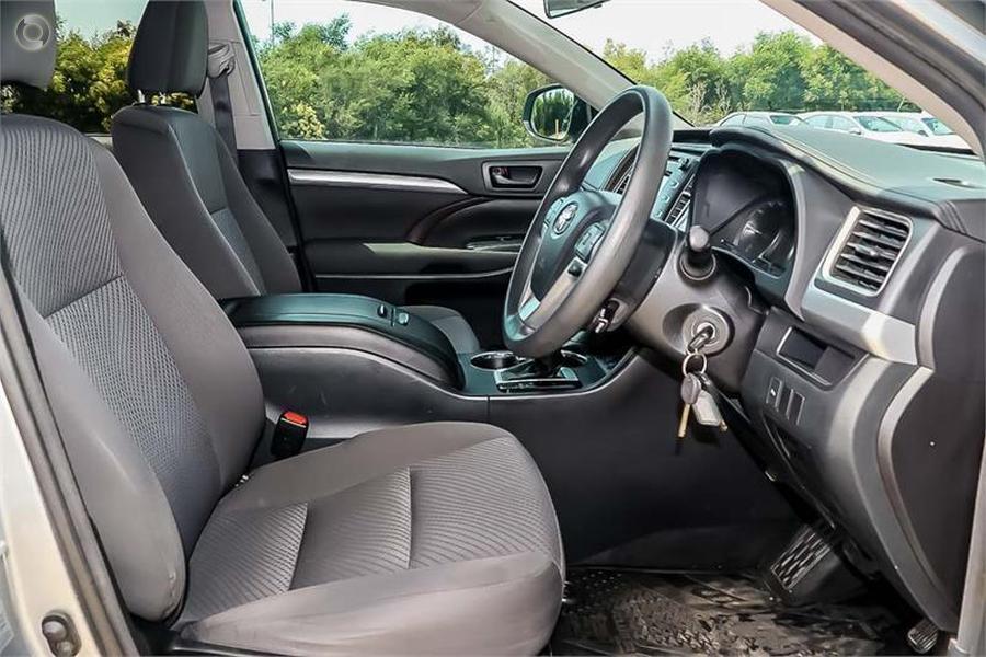 2016 Toyota Kluger GX GSU55R