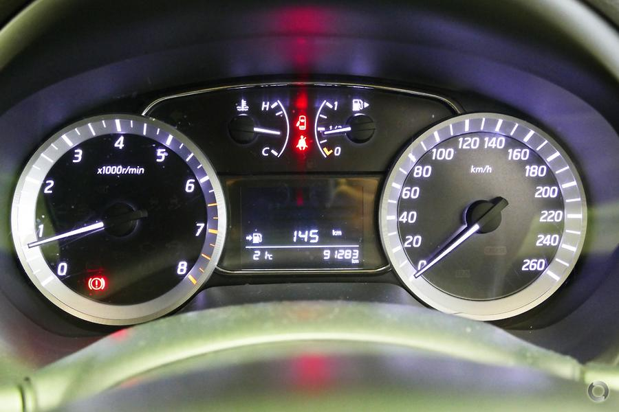 2014 Nissan Pulsar SSS C12