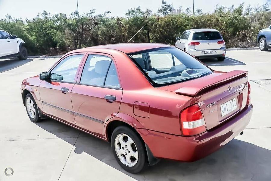 2000 Mazda 323 Protege BJ