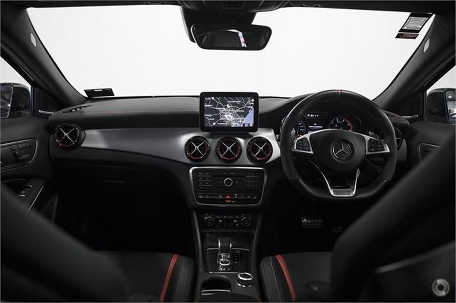 2017 Mercedes-AMG GLA 45 Wagon