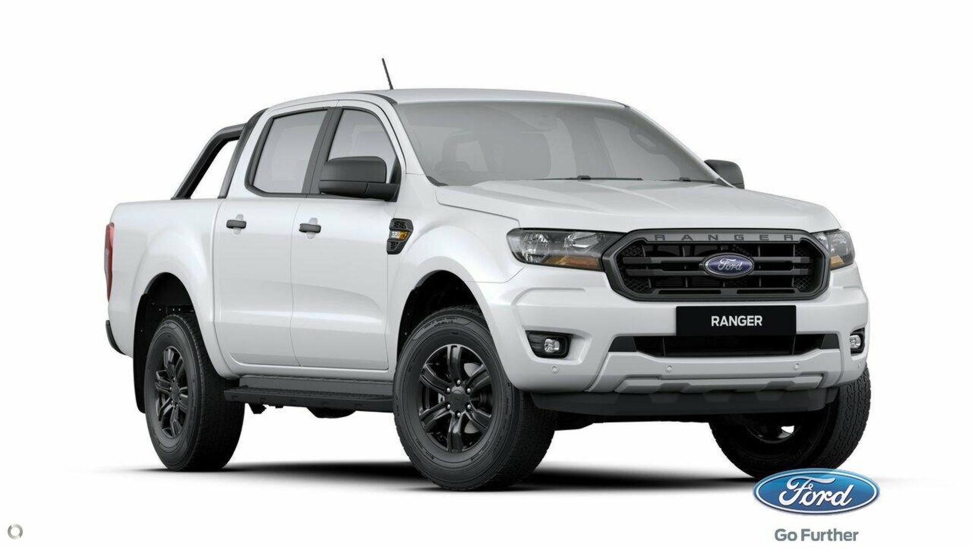 2020 Ford Ranger Sport PX MkIII