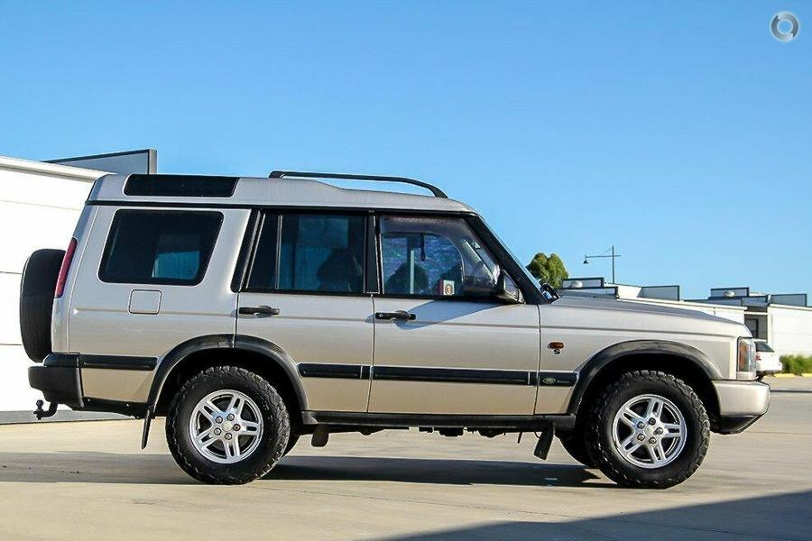 2003 Land Rover Discovery Td5 (No Series)
