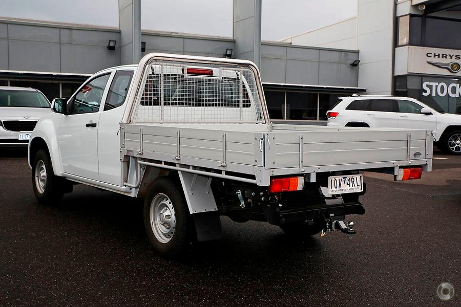 2018 Isuzu D-MAX SX (No Series)