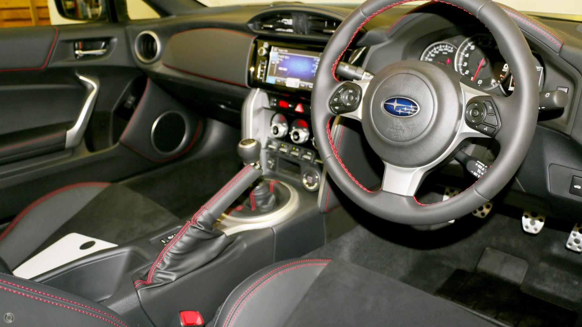 2018 Subaru Brz  Z1