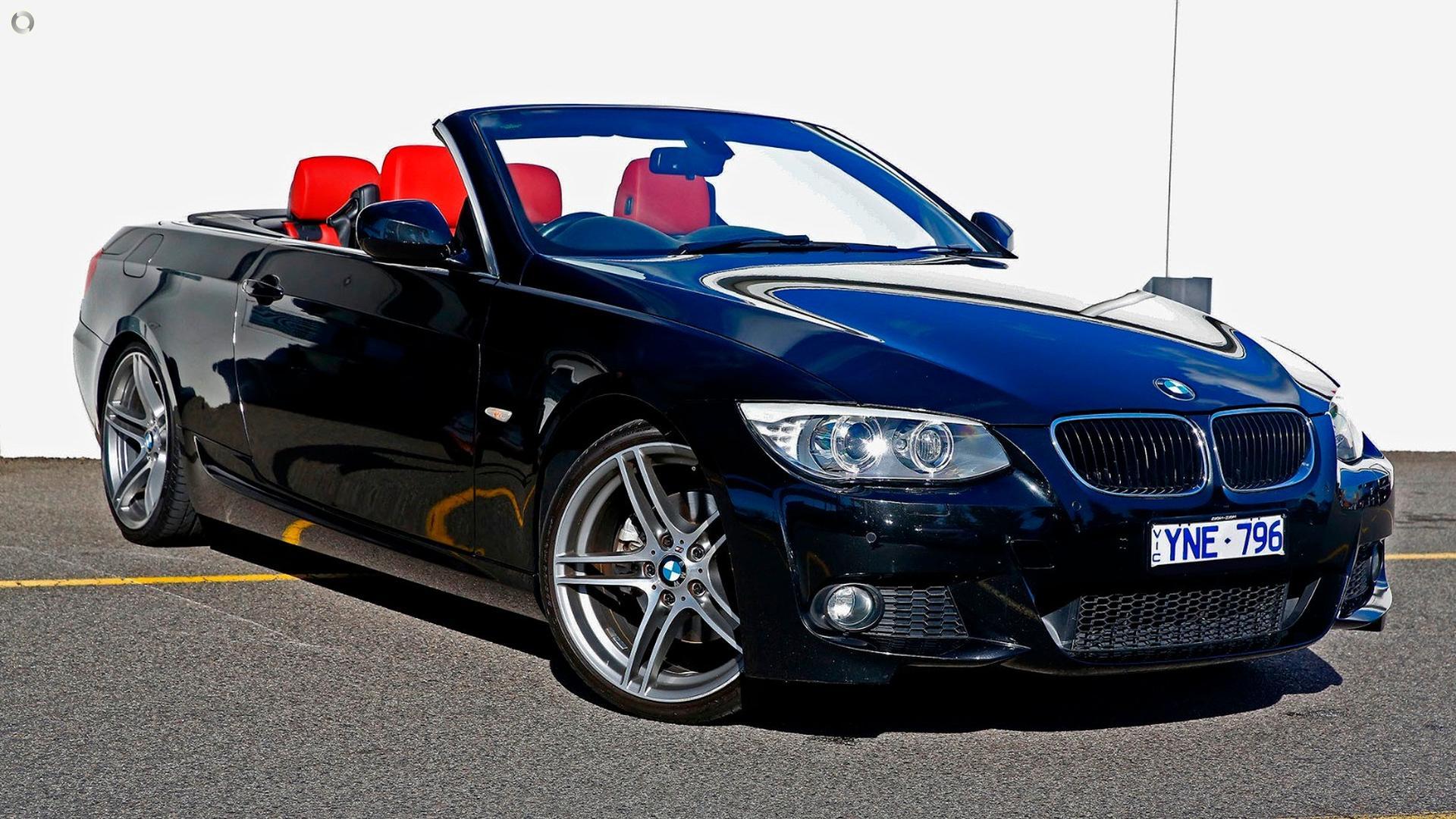 2011 BMW 320d  E93