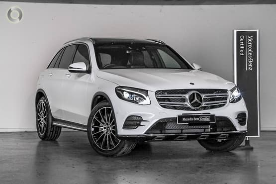 2019 Mercedes-Benz <br>GLC 200 URBAN EDITION
