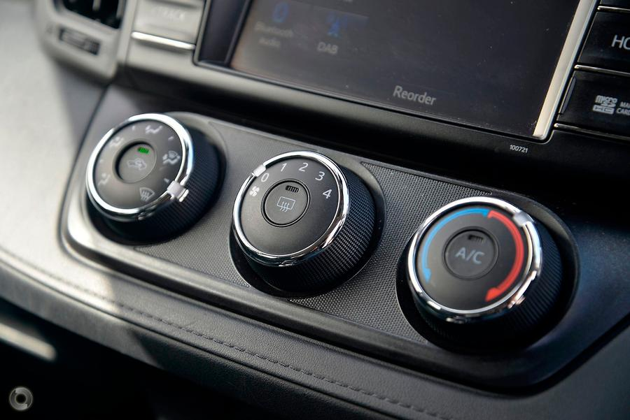 2018 Toyota RAV4 GX ZSA42R