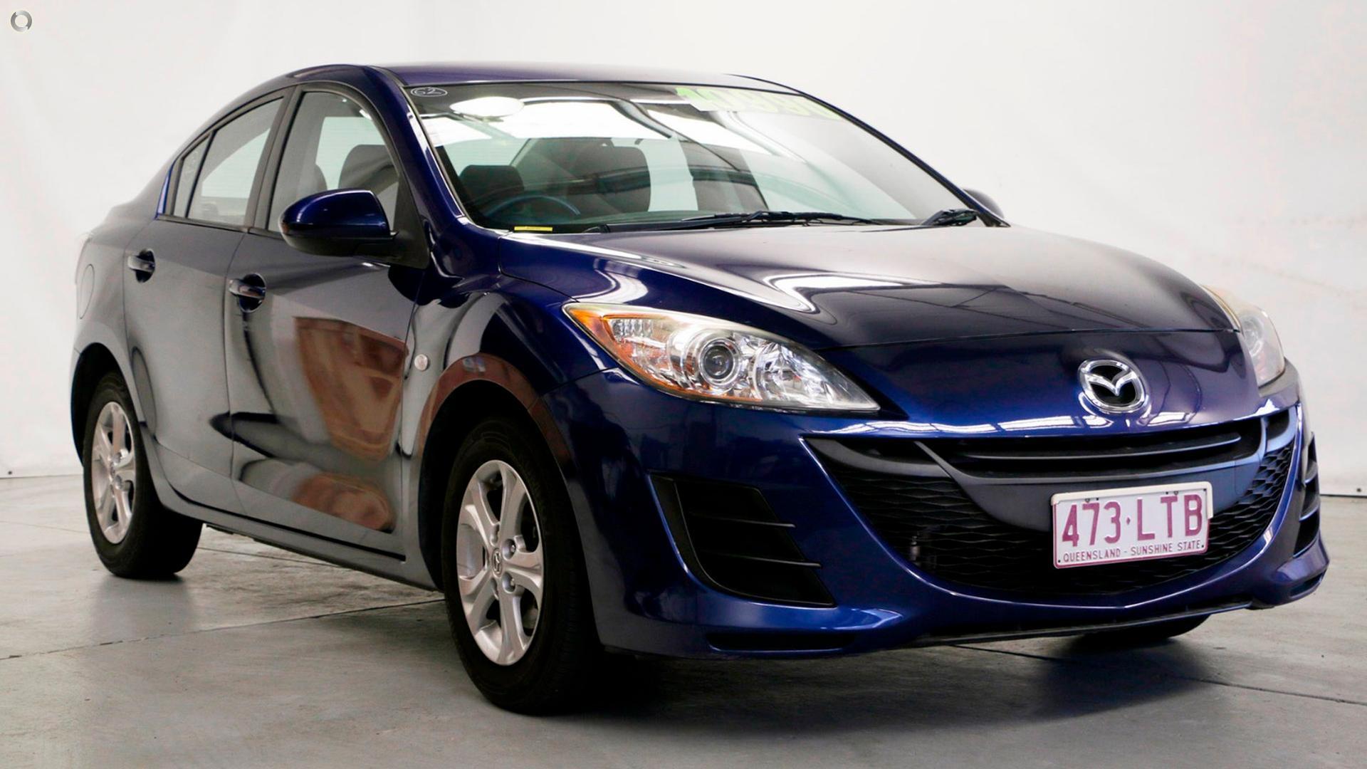 2009 Mazda 3 BK Series 2