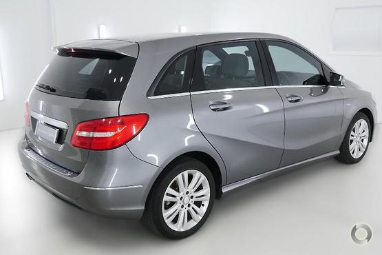 2012 Mercedes-Benz B 200 BLUEEFFICIENCY