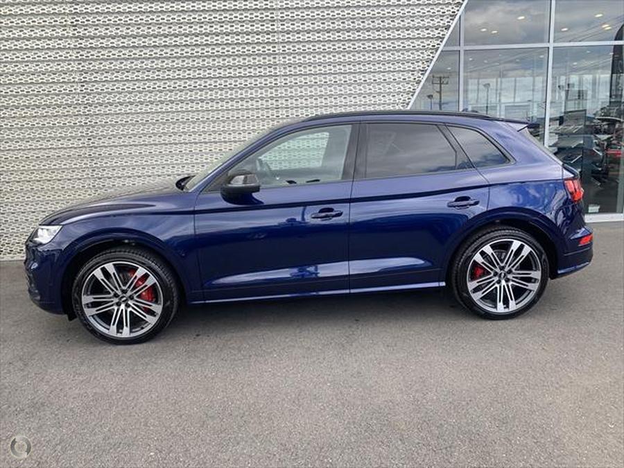 2019 Audi SQ5 Black Edition FY