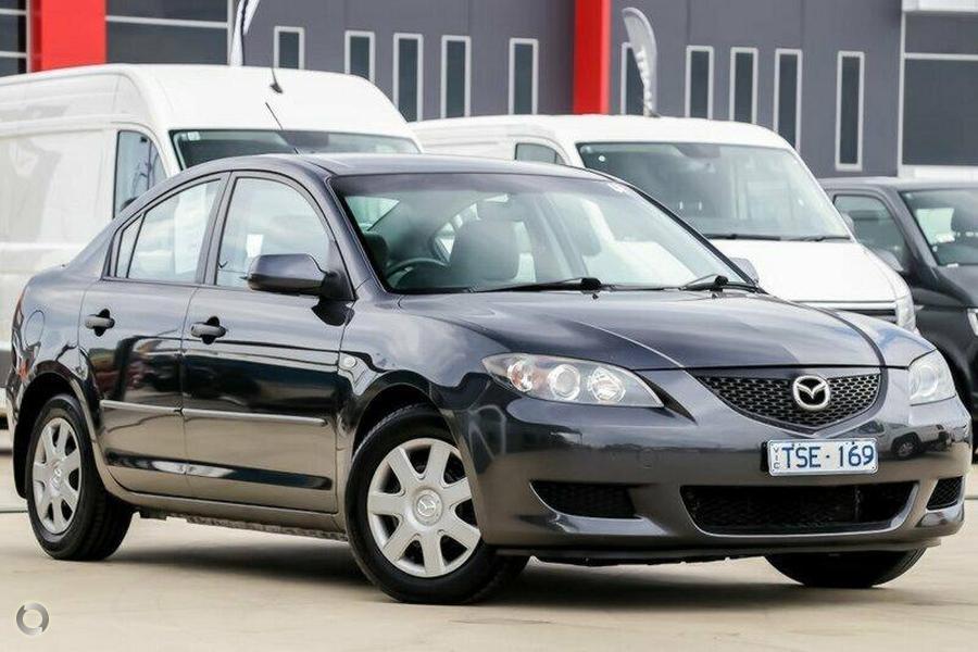 2005 Mazda 3 Neo BK Series 1