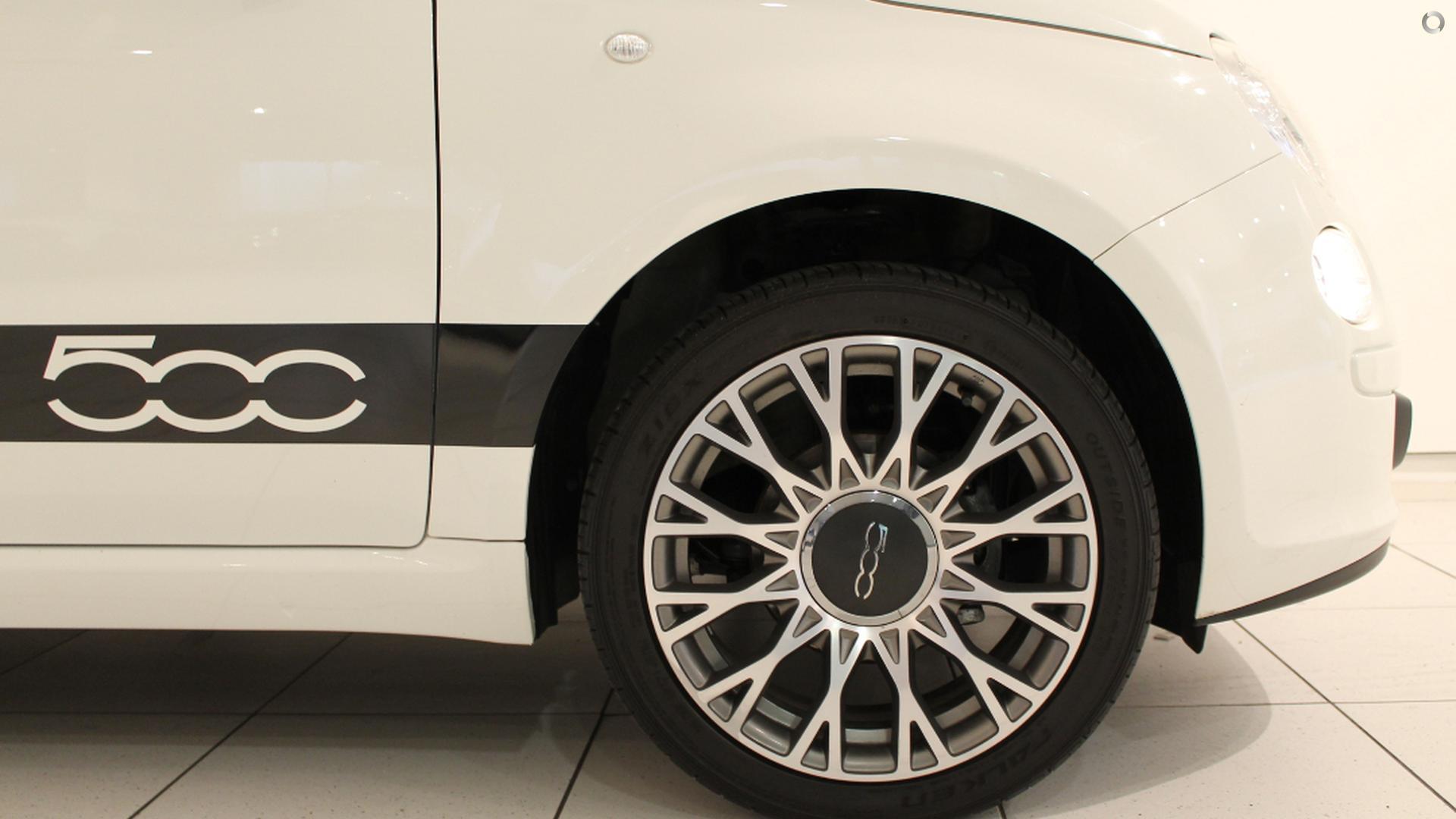 2015 Fiat 500C Pop Series 3