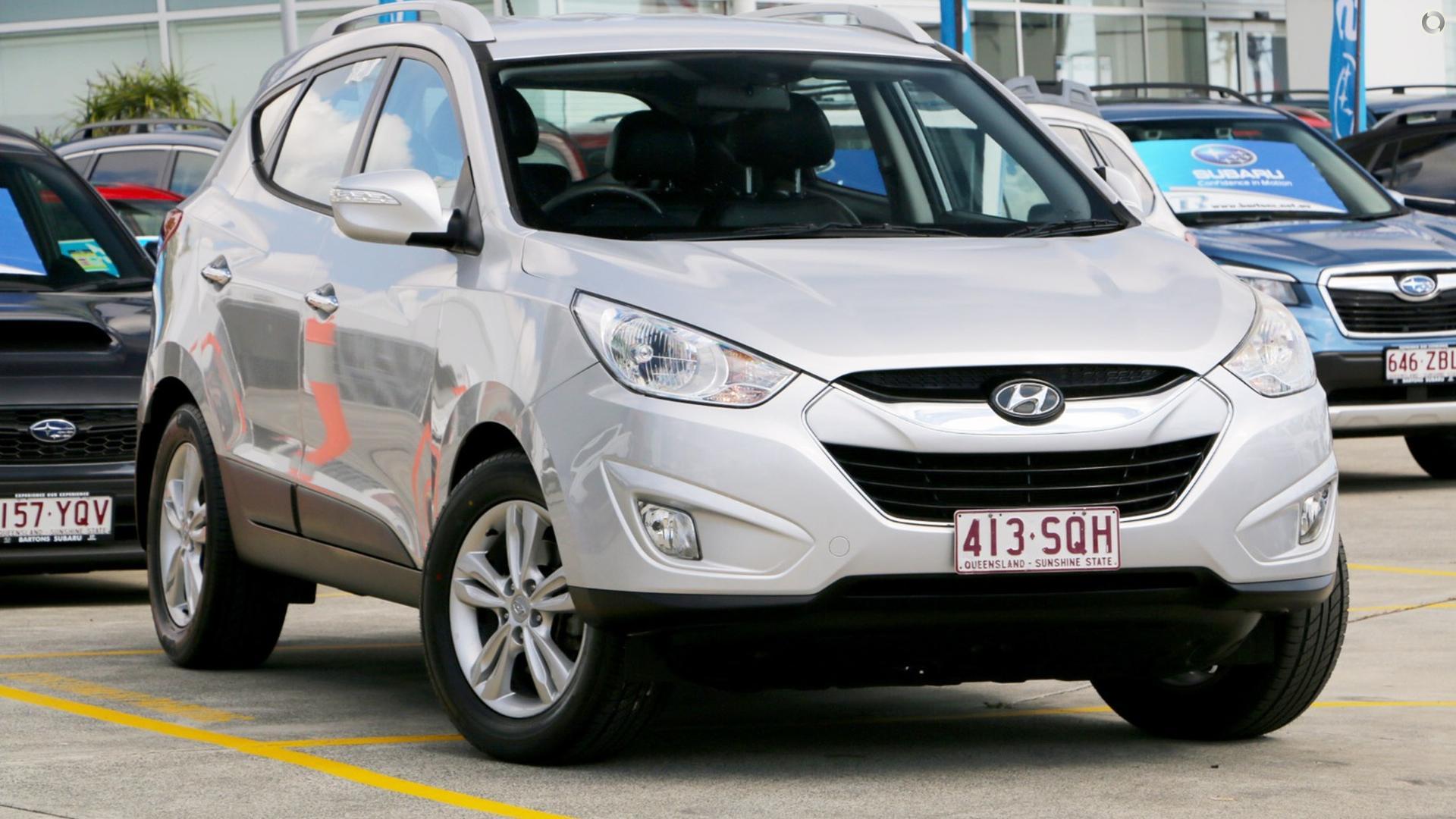 2011 Hyundai Ix35 LM