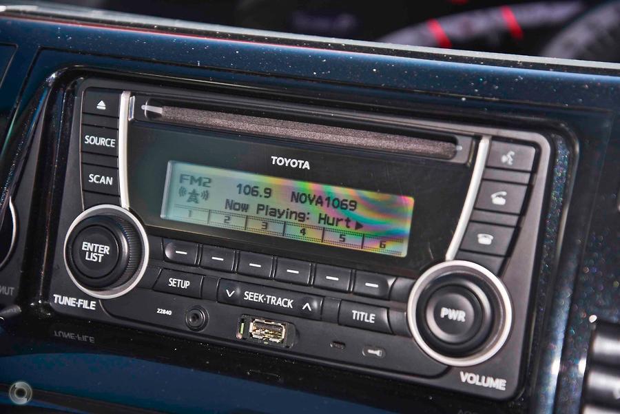 2014 Toyota Tarago GLi ACR50R