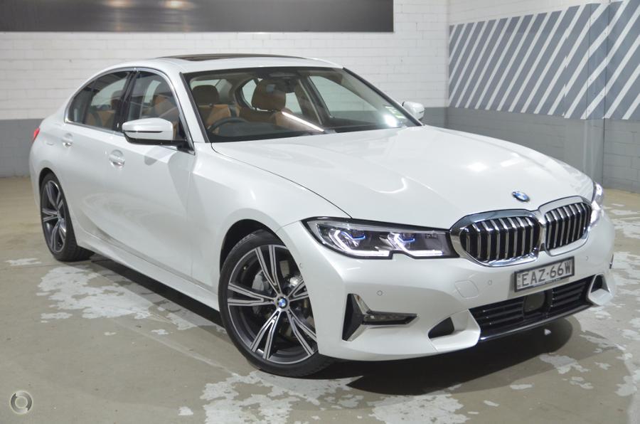 2018 BMW 3 Series 330i Luxury Line