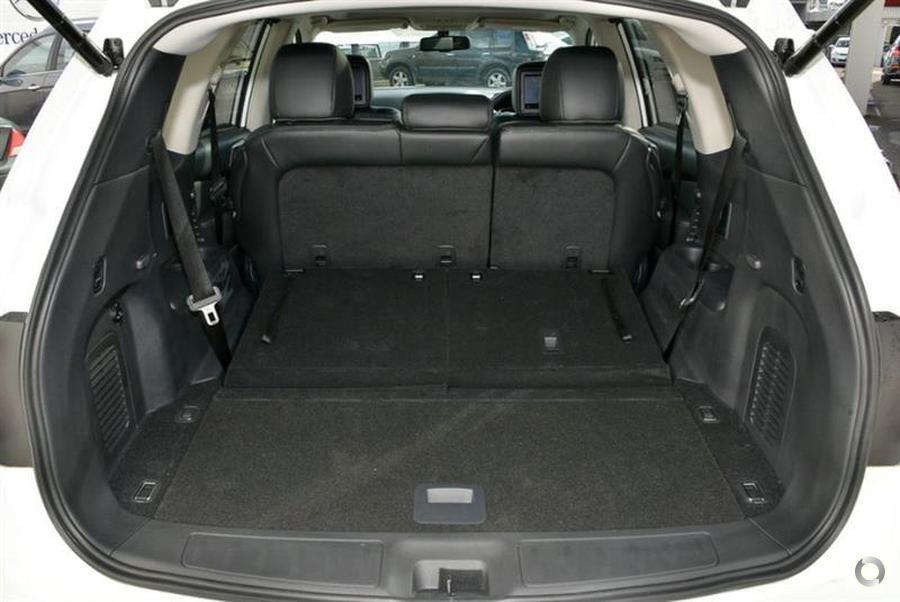2018 Nissan Pathfinder Ti