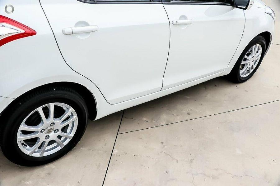 2016 Suzuki Swift GL FZ