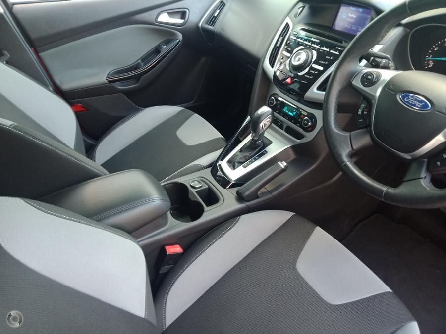 2013 Ford Focus Sport LW MKII