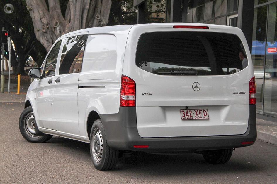 2015 Mercedes-Benz VITO Van 114BlueTEC