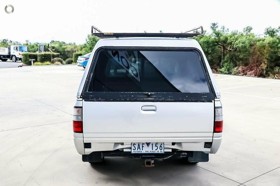 2002 Holden Rodeo LX TF