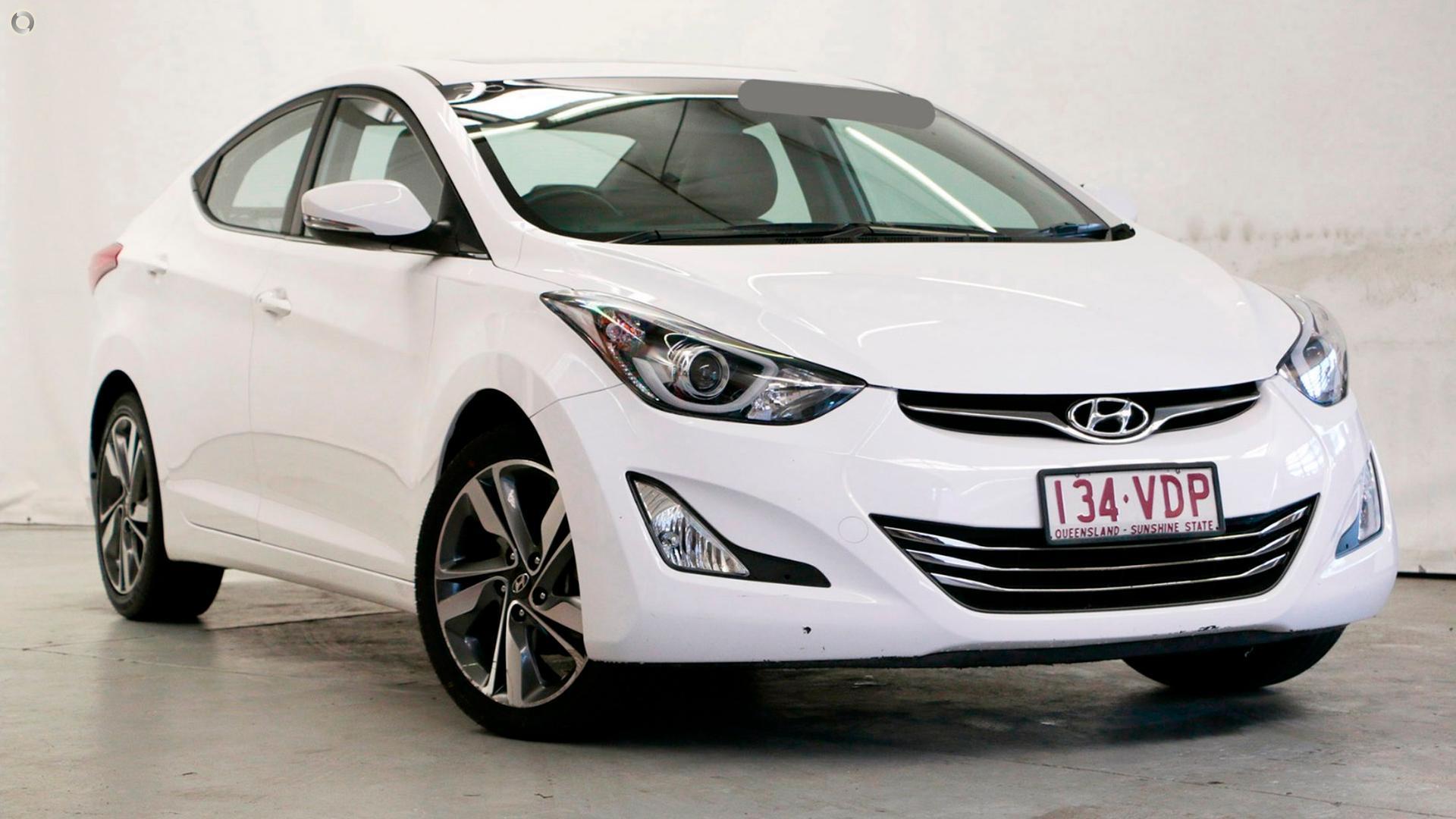 2014 Hyundai Elantra Premium MD3