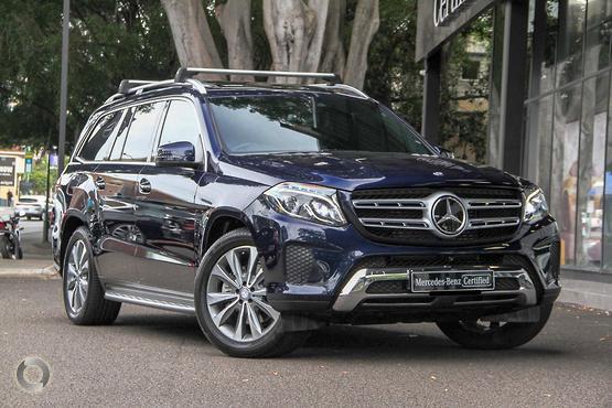 2017 Mercedes-Benz GLS 350 D