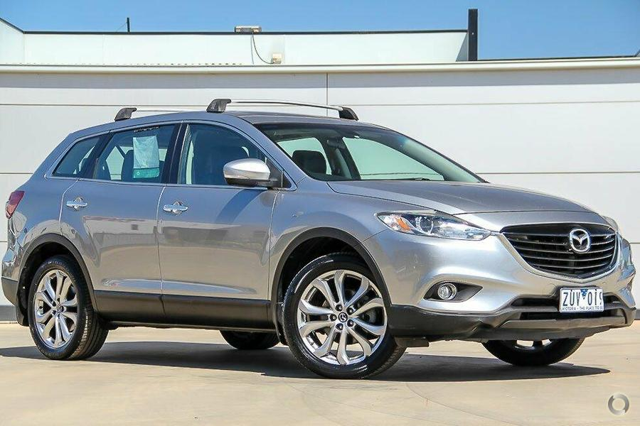 2013 Mazda Cx-9 Luxury TB Series 5
