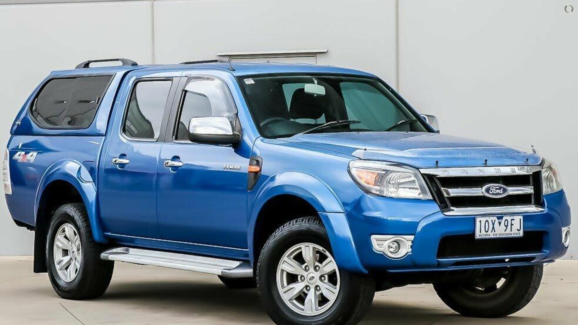 2010 Ford Ranger PK
