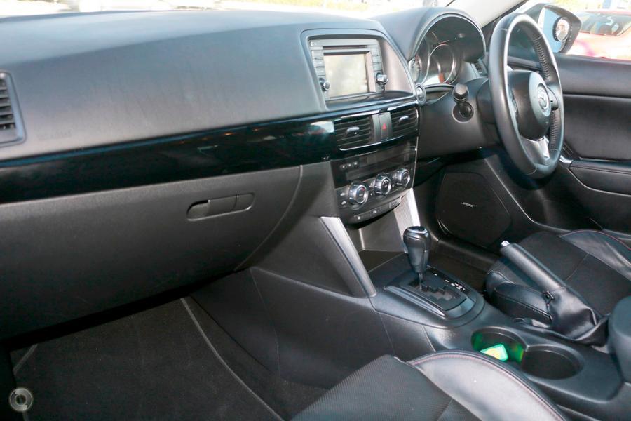 2012 Mazda Cx-5 Grand Touring KE Series
