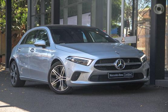 2018 Mercedes-Benz <br>A 250 LIMITED EDITION