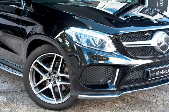 2017 Mercedes-Benz GLE 350 D