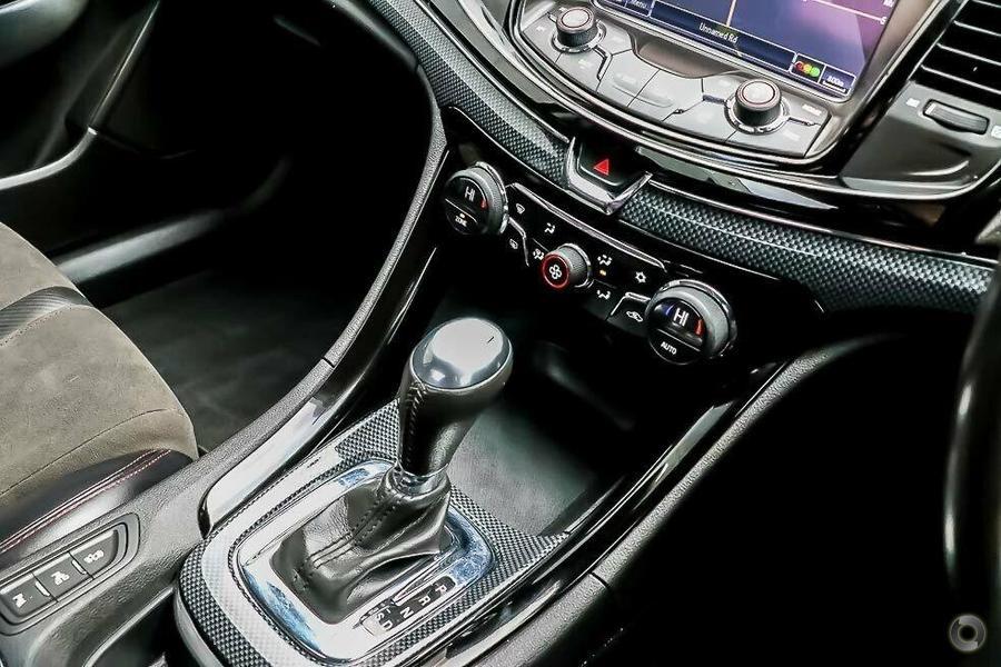 2016 Holden Ute SV6 Black VF Series II