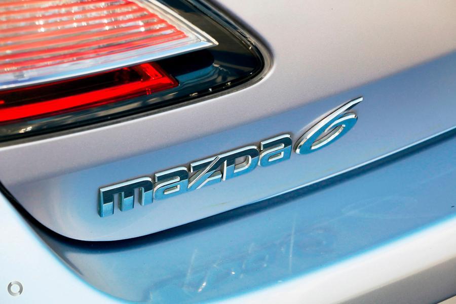 2008 Mazda 6 Classic GH Series 1