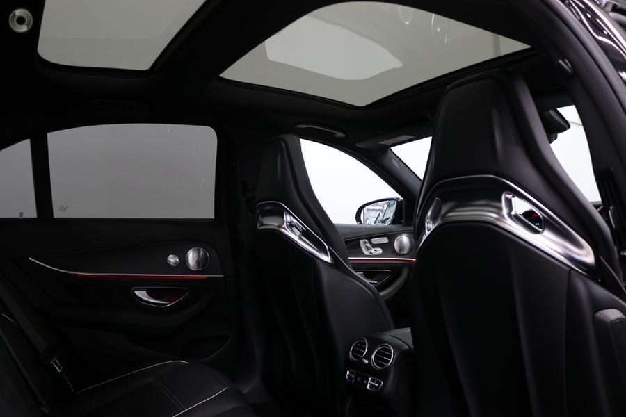 2017 Mercedes-AMG E 63 Sedan