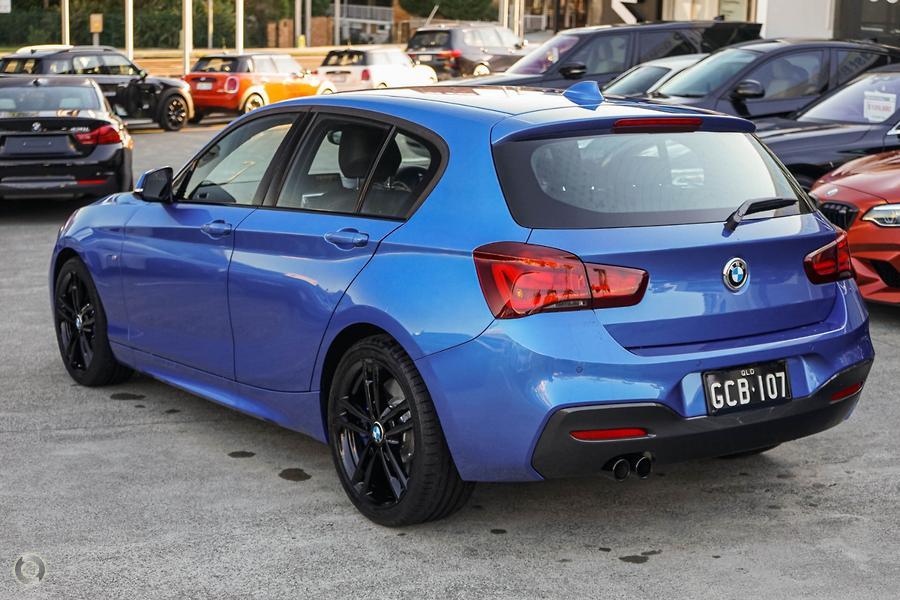 2019 BMW 125i M Sport Shadow Edition