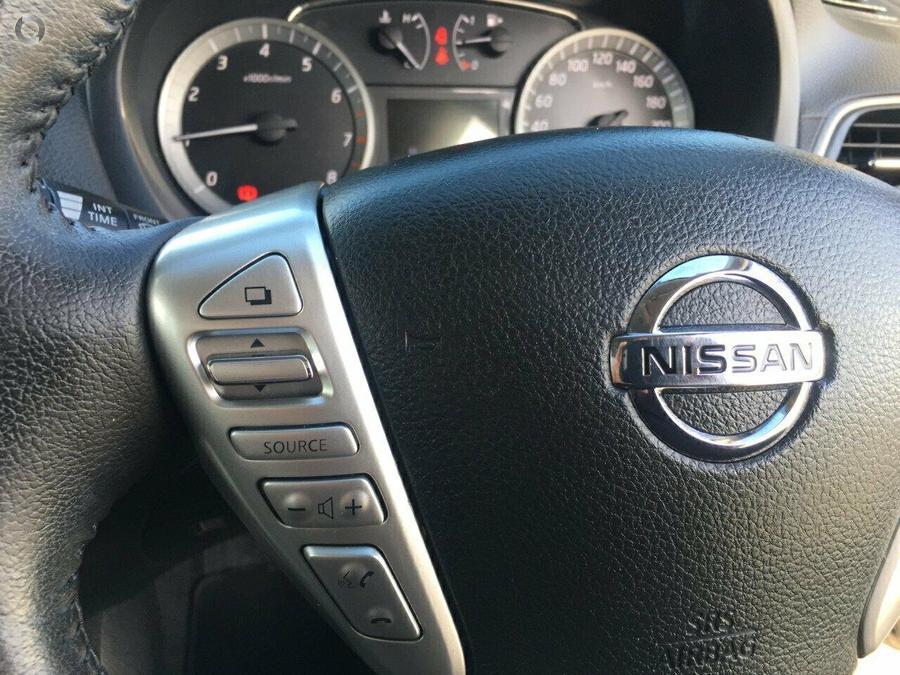2015 Nissan Pulsar ST-L C12 Series 2