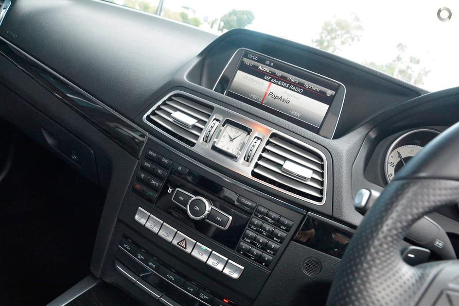 2013 Mercedes-Benz E 400 Cabriolet