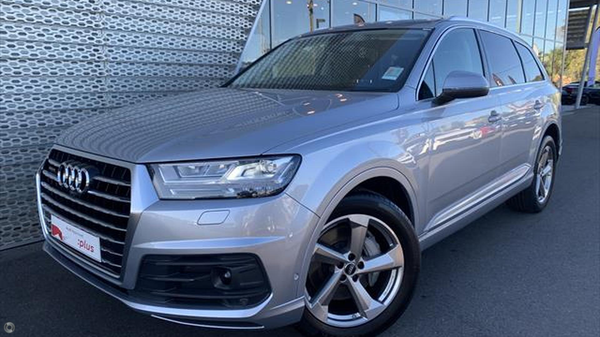 2018 Audi Q7 4M