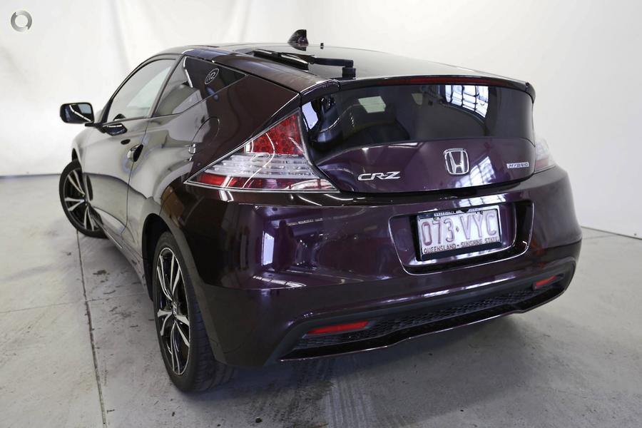 2013 Honda Cr-z Luxury ZF