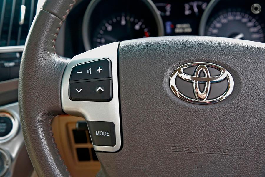 2015 Toyota Landcruiser VX VDJ200R