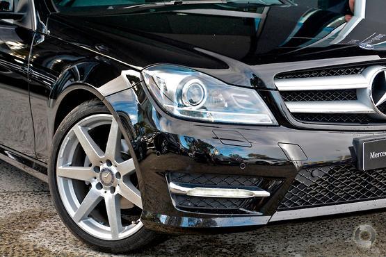 2015 Mercedes-Benz C 180