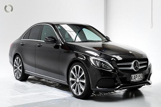 2016 Mercedes-Benz C 250