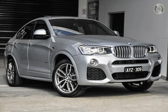 2015 BMW X 4 xDrive35i